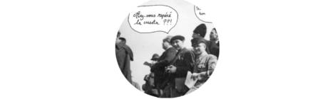 """Prochain Atelier-débat """"Géographes hors les murs"""" - le 28 mai au 6B!"""
