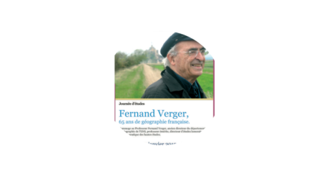 Journée Hommage au professeur Fernand Verger