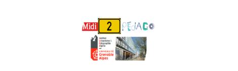 Les Midi 2 Pédago à Grenoble